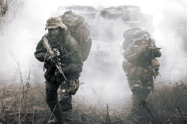 Jagdkommando soldats forces spéciales autrichiennes