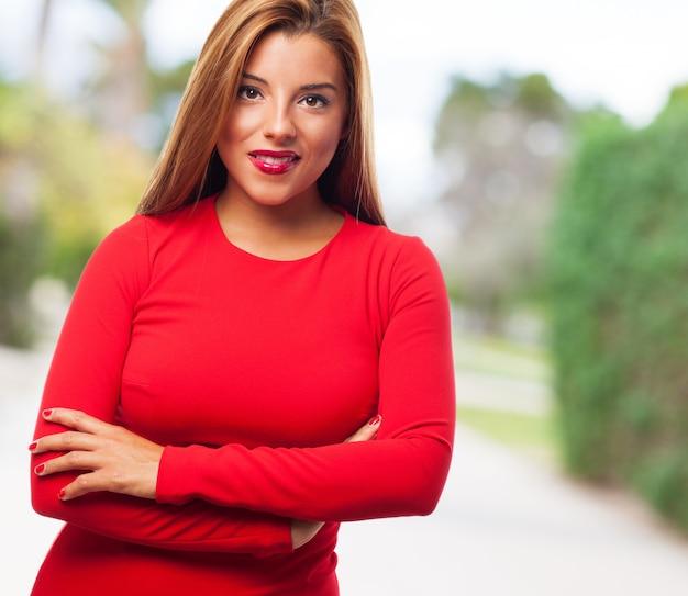 Jambes hispanique élégant sexy d'affaires