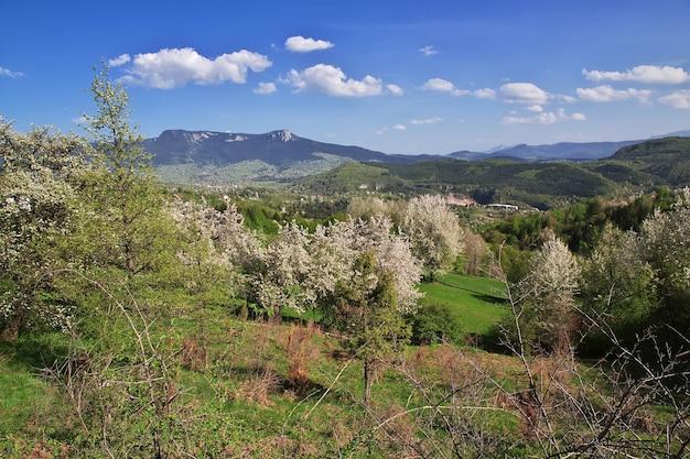 Le jardin en bosnie-herzégovine