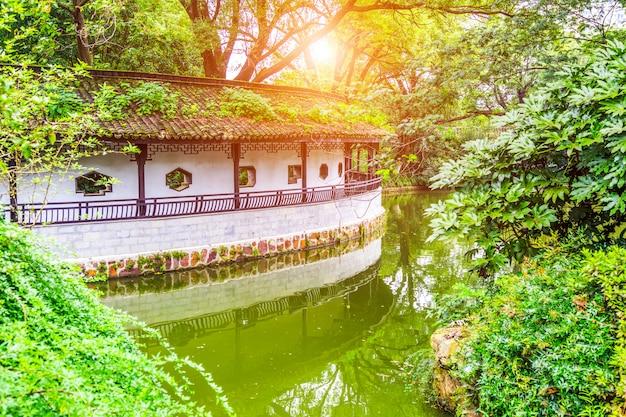 Jardins architecturaux classiques chinois