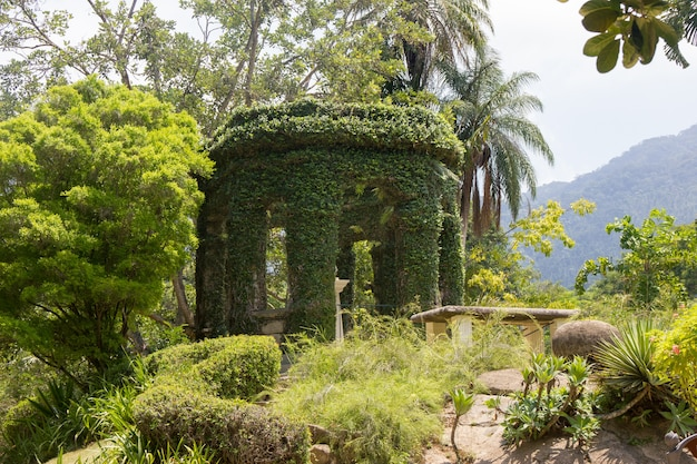Jardins du palais cathéter à rio de janeiro