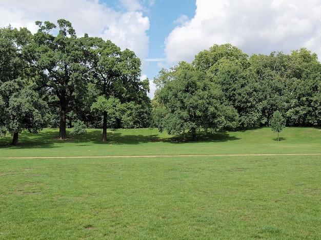 Les jardins de kensington londres