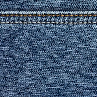 Jeans de fond de texture. jeans de texture fond vintage. close-up denim de fond et de texture