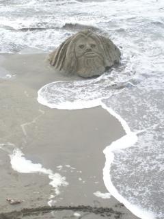 Jesus inondé