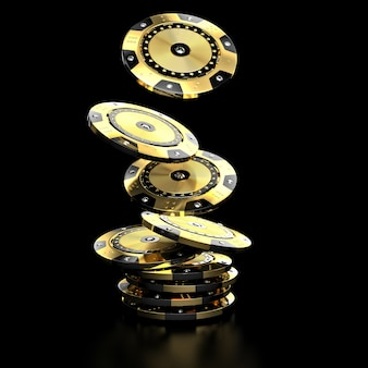 Jeton de poker vip