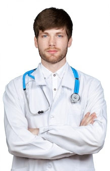 Jeune docteur en médecine