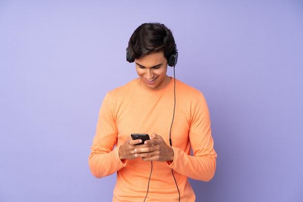Jeune, écoute, musique