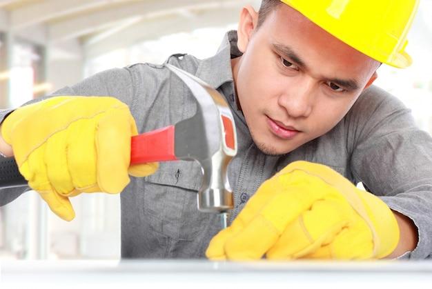 Jeune travailleur