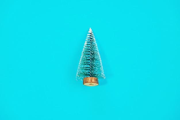 Jouet arbre de noël, concept minimal