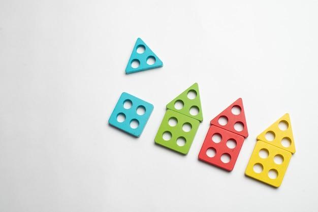 Jouet en développement coloré pour enfants