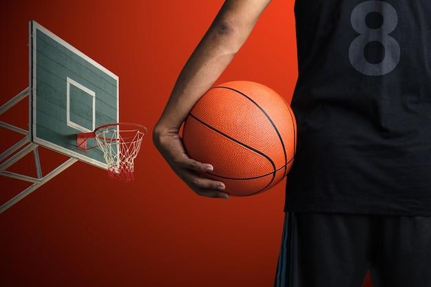 Joueur de basketball