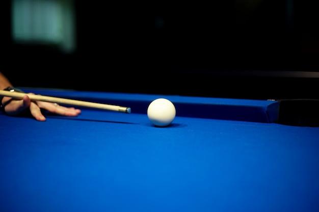Joueur de snooker