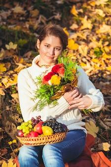 Jour d'automne de thanksgiving