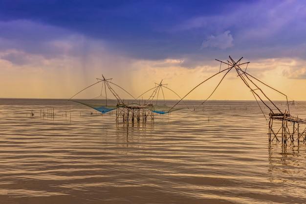 Un jour dans la communauté des pêcheurs des zones humides