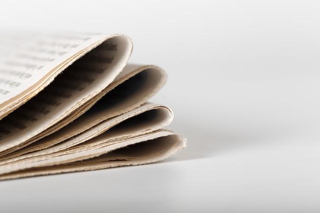 Journal se bouchent