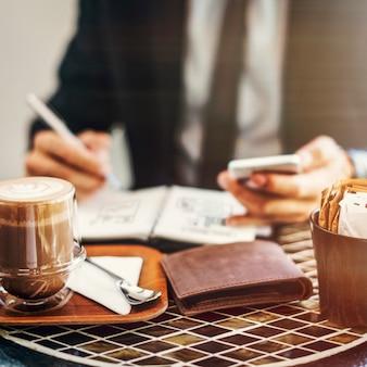 Journal de travail d'entreprise