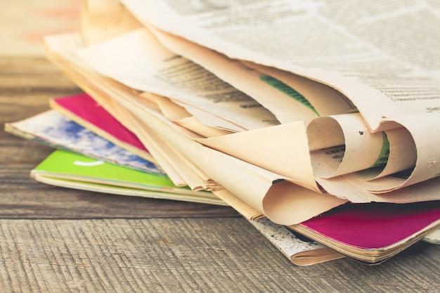 Les journaux et magazines