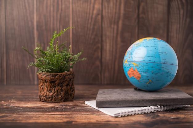 Journée mondiale de l'environnement. aimer le monde