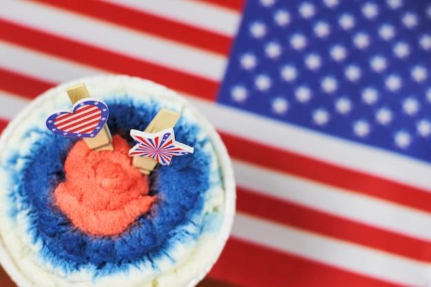 Joyeux jour de l'indépendance. célébration du 4 juillet
