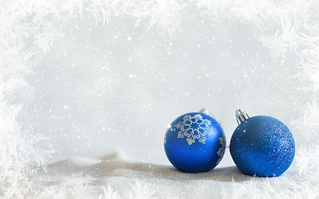 Joyeux noël et bonne année bannière de décoration de noël à vendre ou carte de voeux