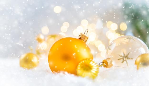Joyeux noël et bonne année, fond de carte de voeux de vacances.