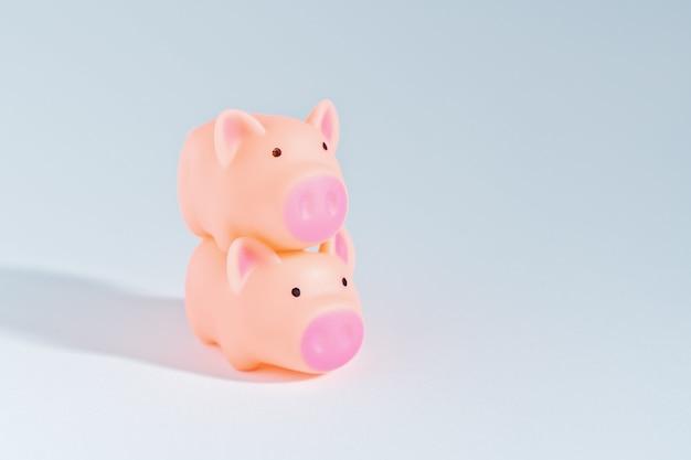Joyeux nouvel an chinois 2019 symbole est cochon