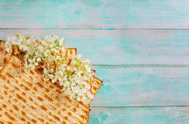 Le judaïsme religieux à propos de la pâque juive de matza