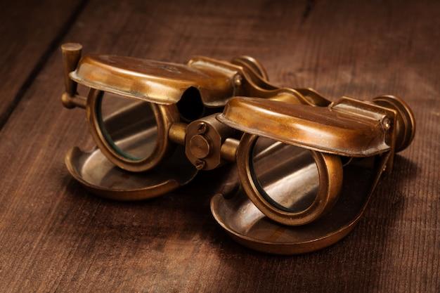 Jumelles de lunettes d'opéra vintage