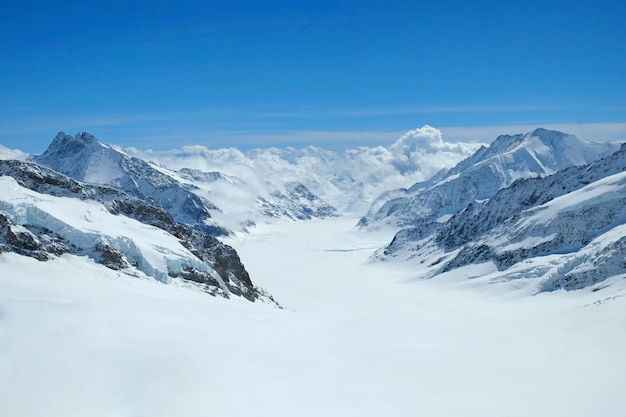 Jungfrau interlaken - sommet de l'europe, suisse