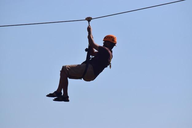Jungle zip file activity est une activité stimulante et passionnante.