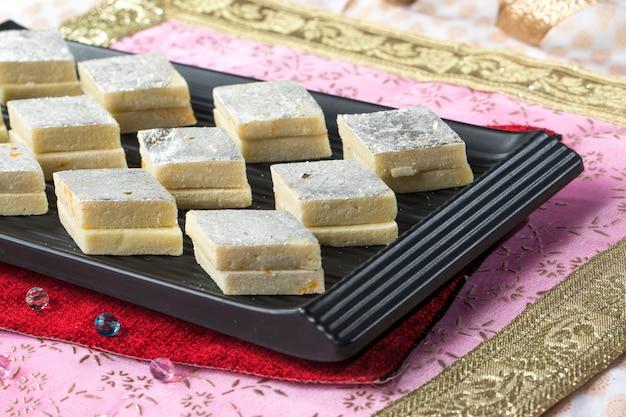 Kaju katli sweet