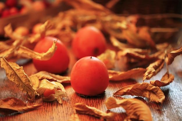 Kaki d'automne