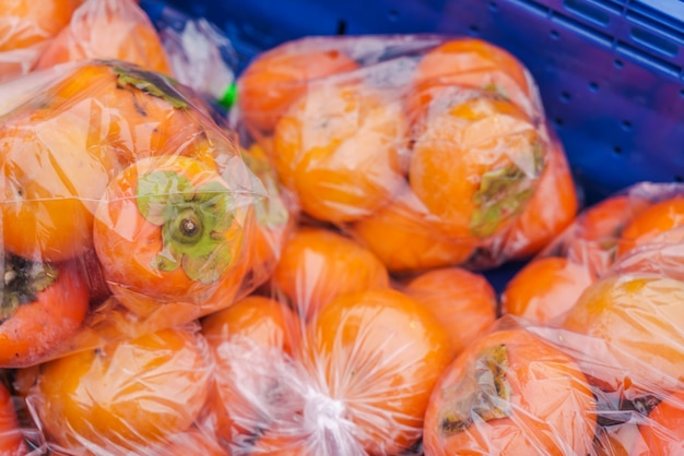 Kakis fruits