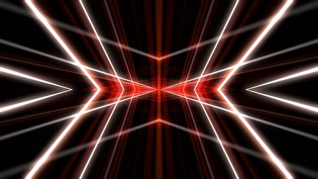 Kaléidoscope à lasers