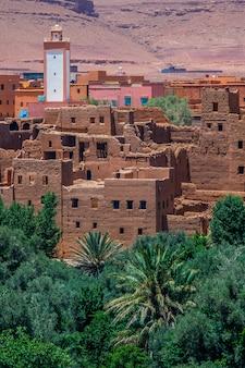 Kasbah marocaine
