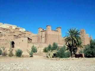 Kasbah, moroccotravel