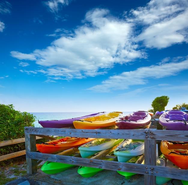 Kayaks des florida keys bahia honda park us