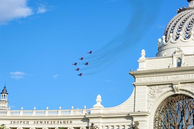 Kazan, fédération de russie - 25 juillet 2020 : vacances d'aviation