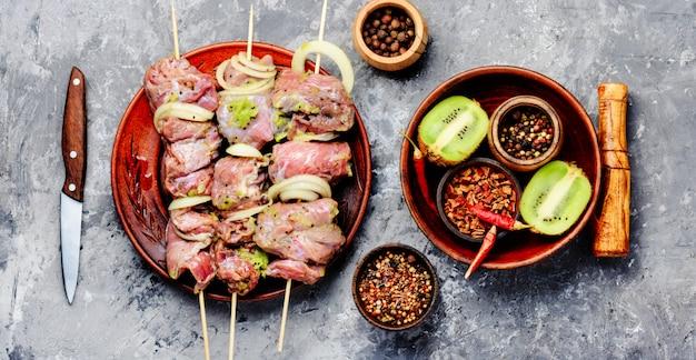 Kebab cru