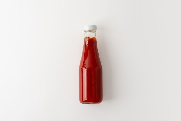 Le ketchup est bon pour tout
