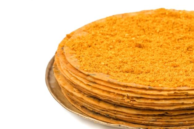 Khakhara snacks