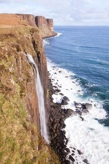 Kilt rock waterfall ecosse