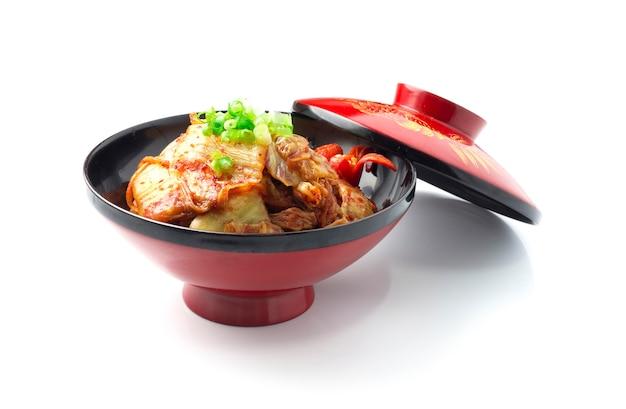 Le kimchi, un ingrédient célèbre en corée