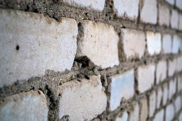 Kipich de texture de fond de brique de maçonnerie