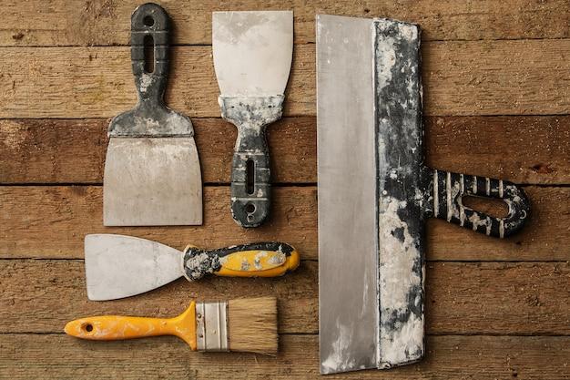 Kit de couteaux à mastic