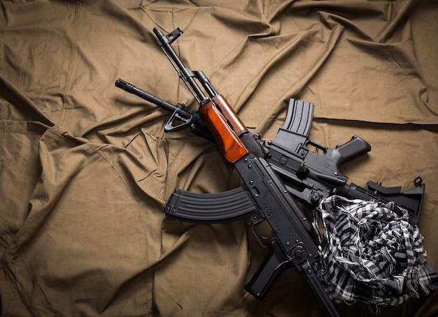 Kit d'équipement militaire moder russie