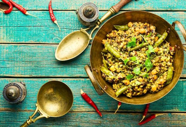 Kitchari, un plat végétarien épicé