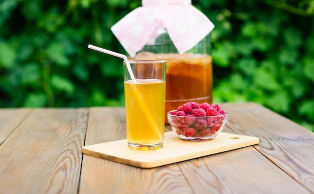 Kombucha nourriture probiotique santé intestinale boisson diététique céto