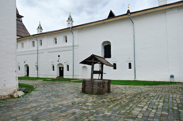 Kremlin de l'ancienne ville de rostov veliky.russie