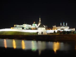 Le kremlin de kazan